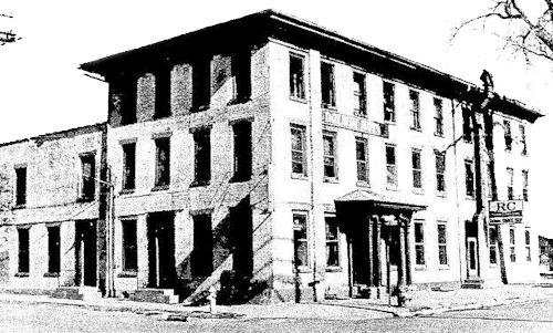Picture of Briggs Hotel Building